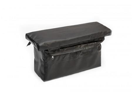 Мягкая накладка на банку с сумкой
