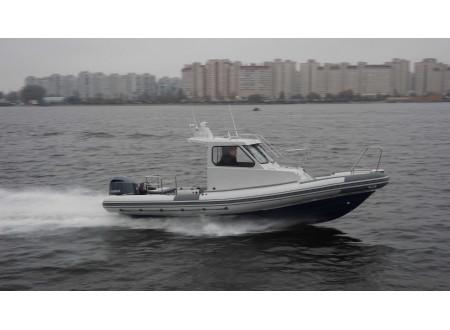 Кальмар - Катер РИБ «KALMAR-650 next»