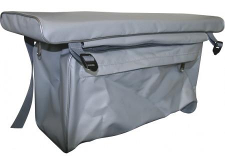 Мягкое сиденье на банку с сумкой