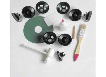Набор для замены воздушных клапанов и уплотнителя - 3 клапана