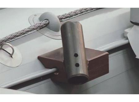 Универсальный крепёжный блок только для сдвижного крепления банок